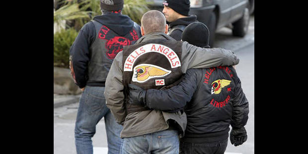 """Jusqu'à 2 ans de prison ferme pour des membres des """"Hell's Angels"""" - La DH"""
