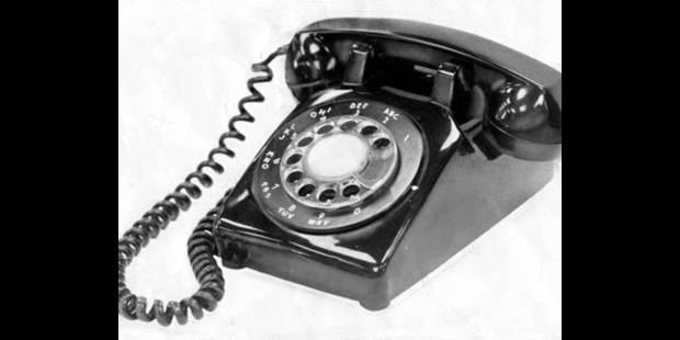 Le téléphone fixe bénéficie d'un regain de popularité - La DH