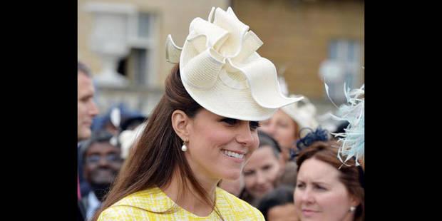On reparle des photos de Kate Middleton seins nus - La DH