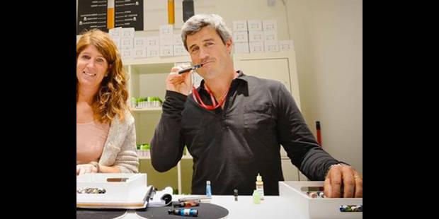 L'e-cigarette n'est pas cancérigène - La DH