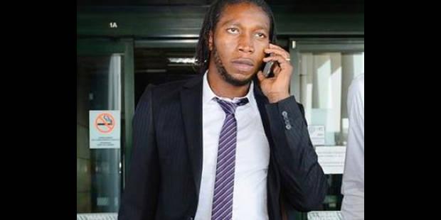Mbokani est revenu de Kiev sans accord - La DH