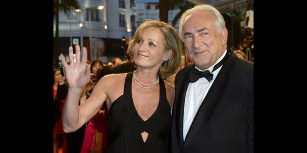 DSK sur le tapis rouge à Cannes - La DH