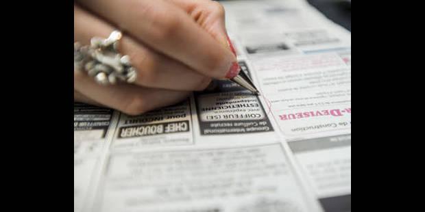 Légère décrue du chômage en avril - La DH