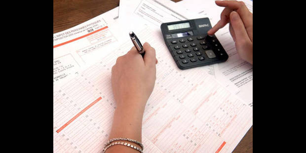 Le Belge consacre 2 à 5 heures pour remplir sa déclaration d'impôts - La DH