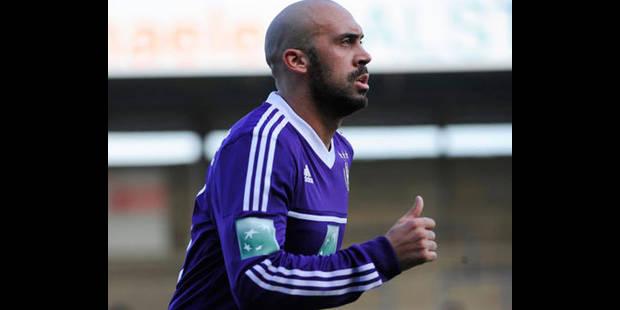 "Van den Brom:  ""Anthony est un Anderlechtois"" - La DH"