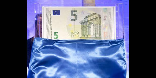 Le nouveau billet de 5 euros recalé - La DH