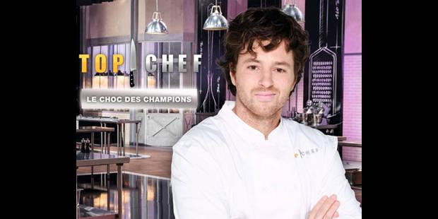 Top Chef: Jean console Naoëlle ! - La DH