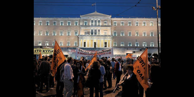 La Grèce va restructurer son secteur public - La DH