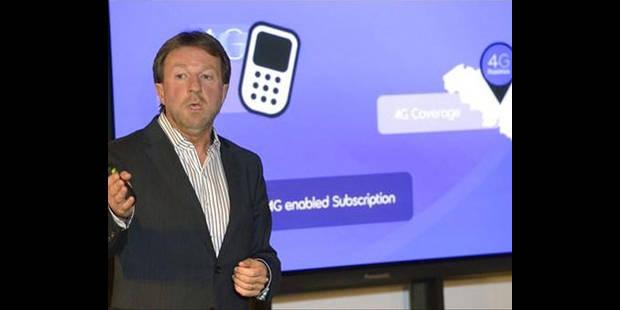 La 4G déjà disponible dans le nord de Bruxelles - La DH