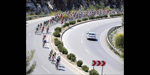 Le peloton cycliste roulera dorénavant comme salarié - La DH