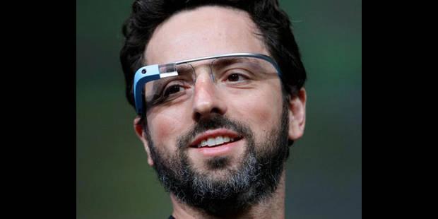"""Pas de """"Google Glass"""" avant 2014 - La DH"""