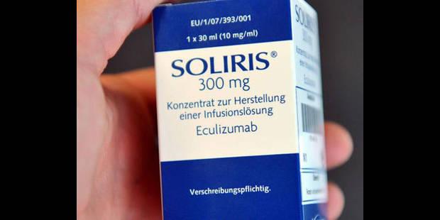 Le Soliris sera remboursé à partir du mois de juillet - La DH
