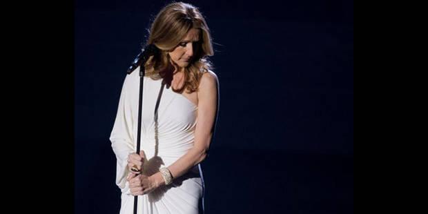 """Céline Dion à Anvers : """"cela représente un gros effort"""" - La DH"""