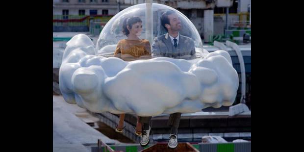 Audrey Tautou sur son nuage - La DH