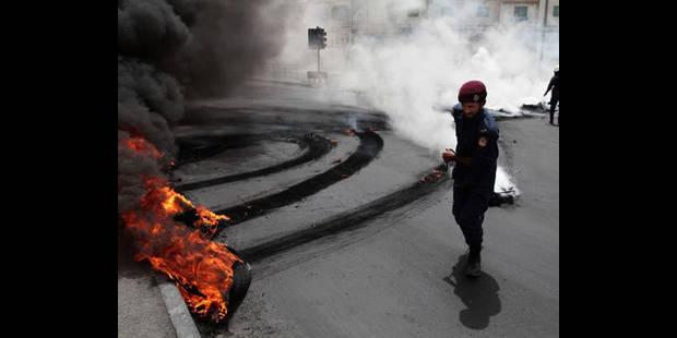 Troubles à Bahreïn avant le début du Grand prix - La DH