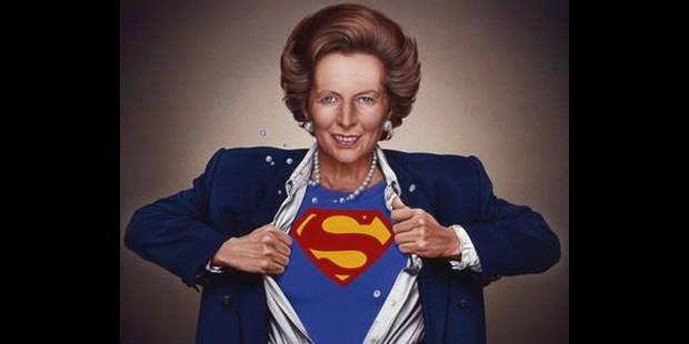 Un policier se moque de Thatcher sur Twitter et doit... démissionner - La DH