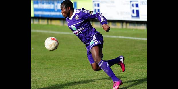 Anderlecht transfère le Ghanéen Frank Acheampong à titre définitif - La DH