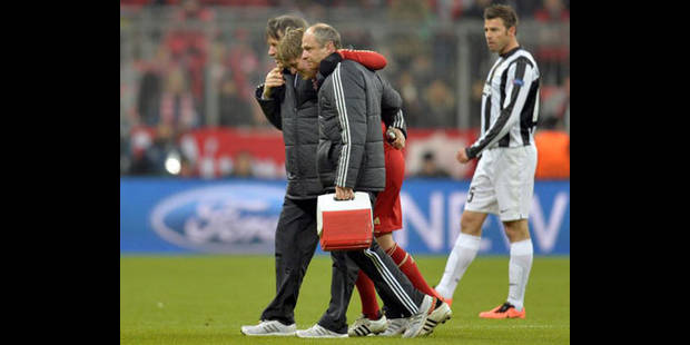 Probable fin de saison pour Toni Kroos - La DH