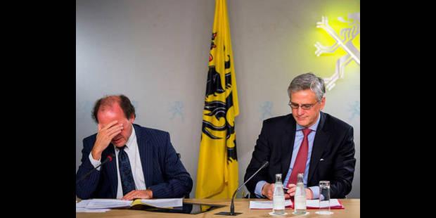 La Flandre maintient son budget 2013 en équilibre - La DH