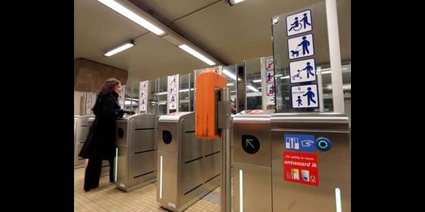 Hausse du nombre de plaintes des voyageurs de la STIB - La DH