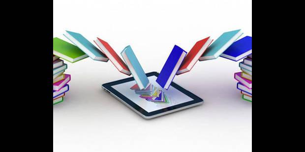 Un Belge sur trois achèterait son premier ebook en 2013 - La DH