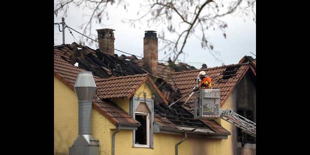 Allemagne: 8 morts dont 7 enfants dans un incendie - La DH