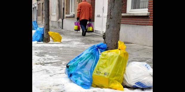 Les Bruxellois ne brillent pas en matière de tri des déchets - La DH
