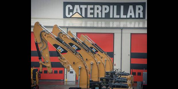 Caterpillar: la FGTB réunit 200 de ses affiliés à Charleroi - La DH