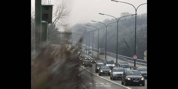 Quatre nouveaux radars fixes en Wallonie - La DH