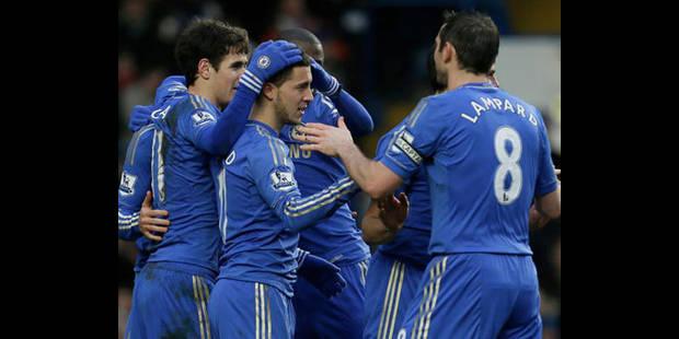 Premier League: Hazard et Chelsea profitent du faux pas de ManCity - La DH