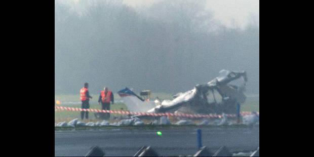 Crash d'un avion à Charleroi: tous les avions décollent et atterrissent à nouveau normalement - La DH