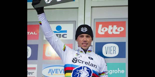 Cyclo-cross: Sven Nys remporte le circuit Superprestige - La DH