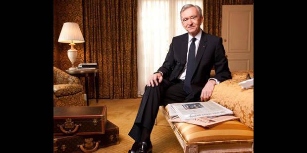 1milliard d'€ grâce à Arnault - La DH