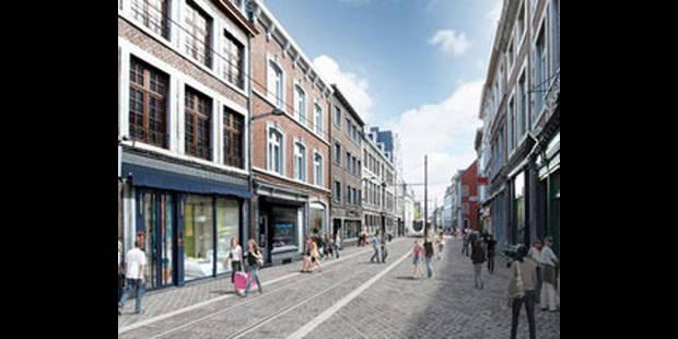 Le tram de Liège coûtera plus d'un milliard d'euros - La DH