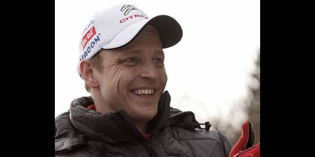 Visa pour Spa pour le N°2 Mondial Mikko Hirvonen - La DH