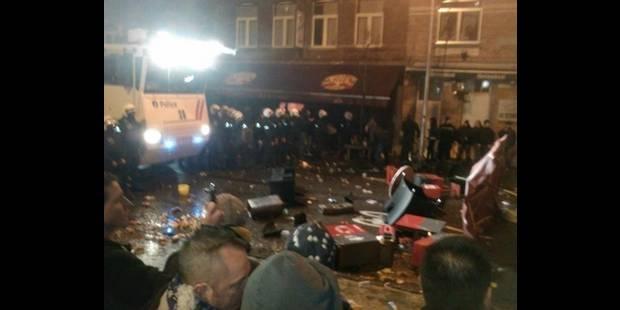 Clasico: douze interpellations et 4 policiers blessés - La DH