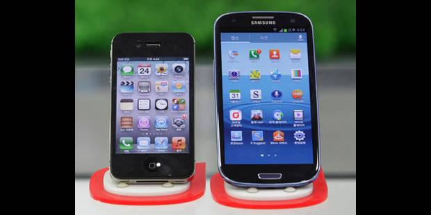 Samsung devra bel et bien verser un milliard de dollars à Apple - La DH