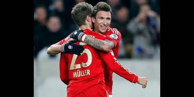 Bundesliga : le Bayern garde le rythme - La DH
