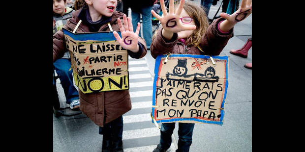 La France bat le record des expulsions en 2012 - La DH