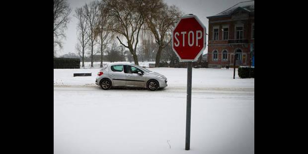 Neige: Maintien de la vigilance renforcée en Wallonie - La DH