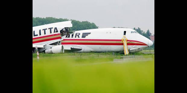 14 crash alarms en 2012 à Brussels Airport - La DH