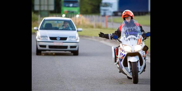 Sécurité routière: les Belges veulent plus de contrôles - La DH