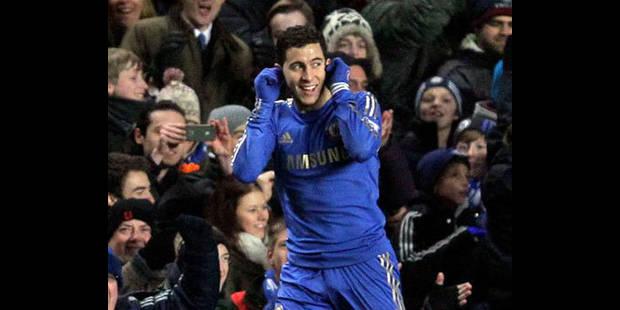 Premier League: Hazard marque encore du gauche - La DH