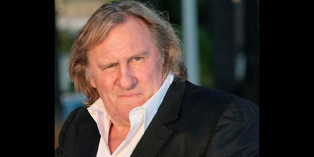 Depardieu va devoir choisir entre les nationalités belge et russe - La DH