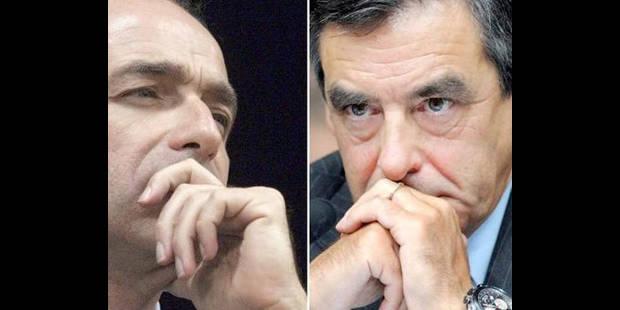 Crise à l'UMP: Copé et Fillon s'attellent à leur accord d'armistice - La DH