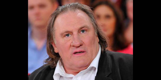 Gérard Depardieu est au Monténégro - La DH