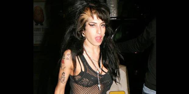 La mort accidentelle d'Amy Winehouse par abus d'alcool confirmée - La DH