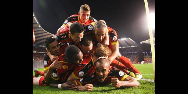 Quatre Belges parmi les cent meilleurs footballeurs au monde - La DH