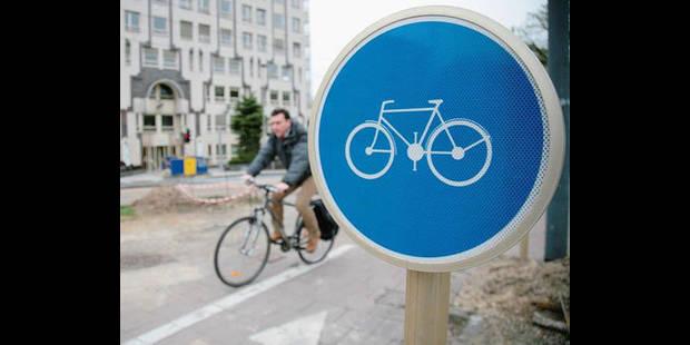 La loi sur les rues cyclables entre en vigueur - La DH