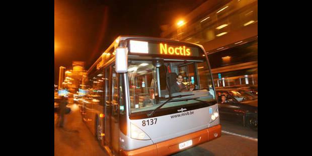 Le réseau STIB gratuit la nuit du Nouvel an - La DH